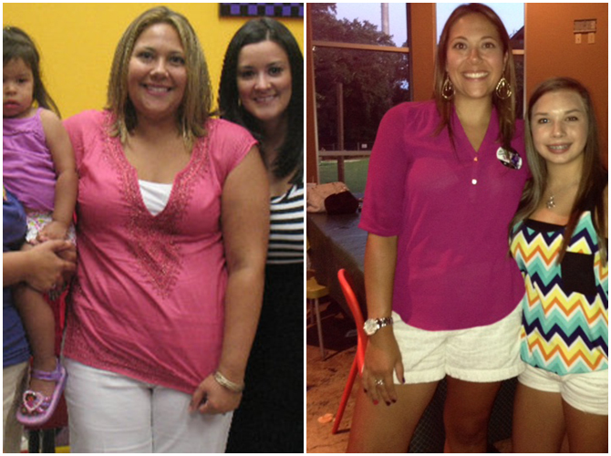 Erica lost 34 pounds in 6 months while training with Strong Body San Antonio