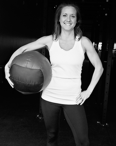 Jennifer Trimmier, ACE Certified Personal Trainer