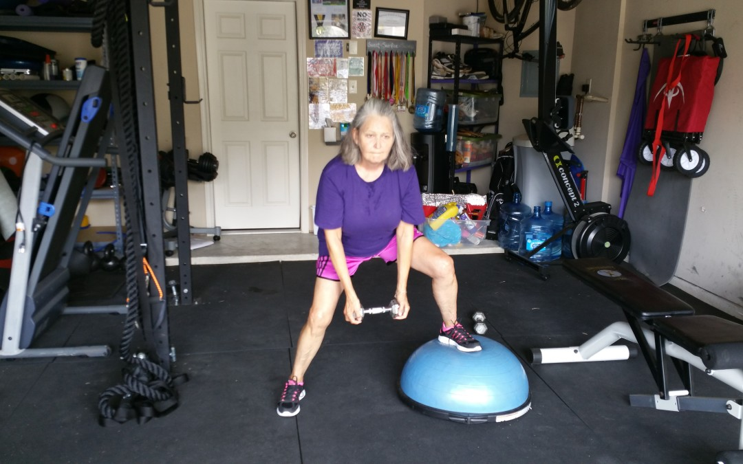 Strong Body of the Month: Kathy
